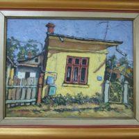 Casa veche la Buhusi