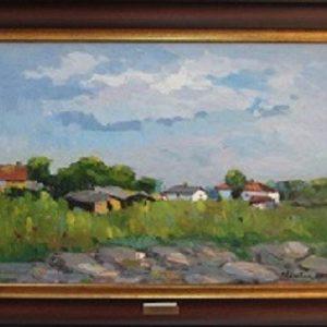 Peisaj la Ceamurlia